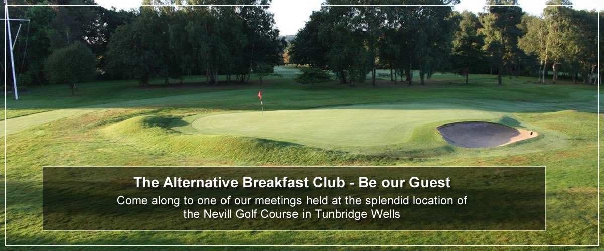 ABC business networking group Nevill Golf Course Tunbridge Wells
